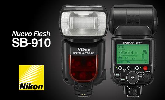 Nuevo Flash Nikon SB 910 關於我/ABOUT SAM