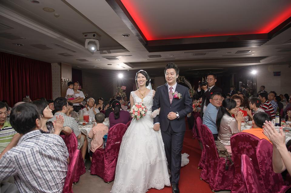 [台南婚攝]J&W/永華富霖餐廳