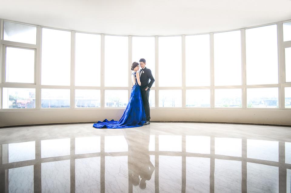 [台南婚攝]A&E/情定婚宴城堡永康館