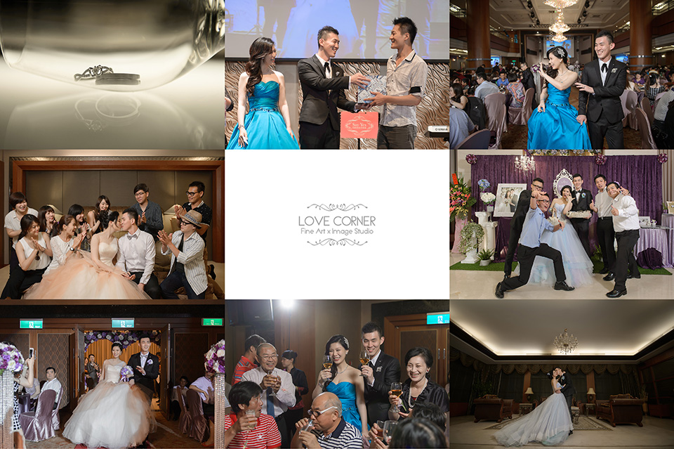 wedding [台南婚攝]G&W/桂田酒店