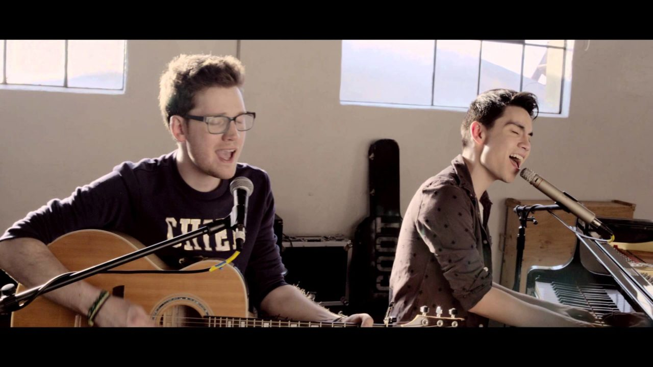 Love Me Like You Do Ellie Goulding Alex Goot Sam Tsui COVER mp3 image