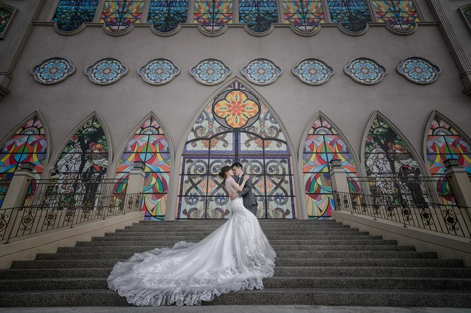 [台南婚攝]C&Y/情定婚宴城堡