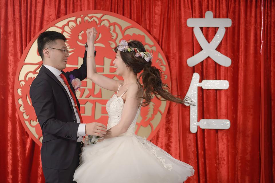 [高雄婚攝]W&H/漢來大飯店