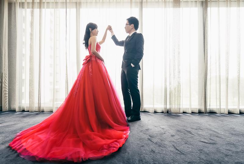 [台南婚攝] J&J/晶英酒店仁德廳