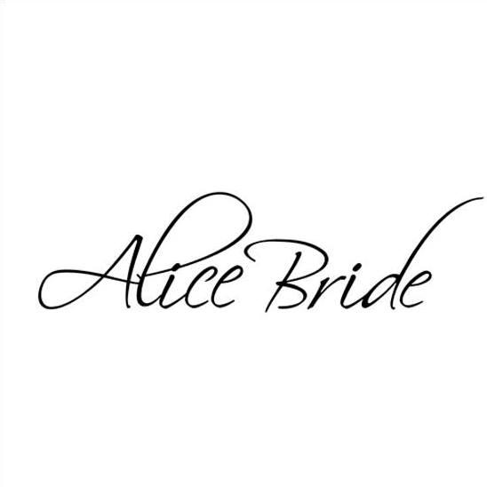 alice bride 台南婚紗禮服店、西服、捧花廠商