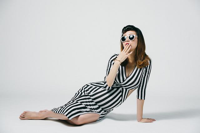 台南個性時尚孕婦寫真