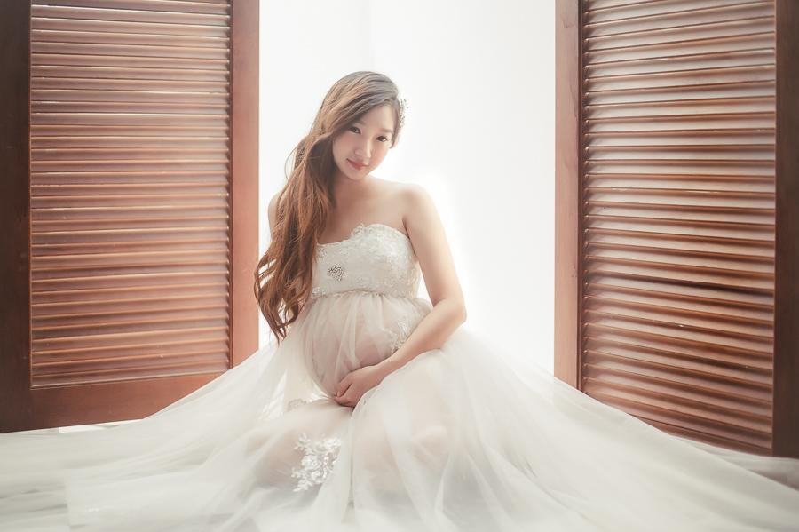 [台南孕婦寫真]浪漫甜美系孕寫真