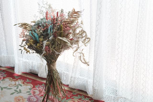B001 自助婚紗新娘捧花系列介紹與款式挑選