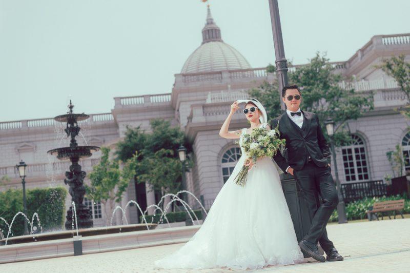 [台南自助婚紗] A&P/范特囍婚紗