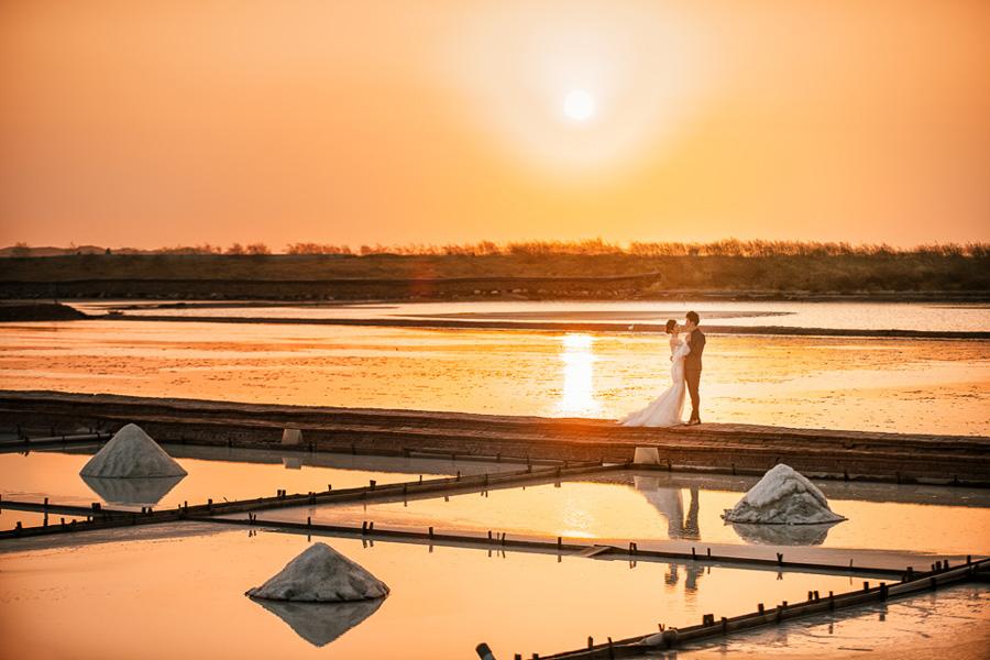 [自助婚紗]E&P/ 回憶將伴隨我們看未來每一天的夕陽